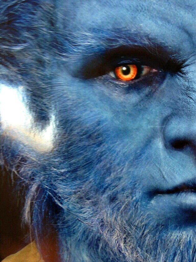Bryan Singer Tweets New Look For Beast in 'X-Men: Days of Future Past'