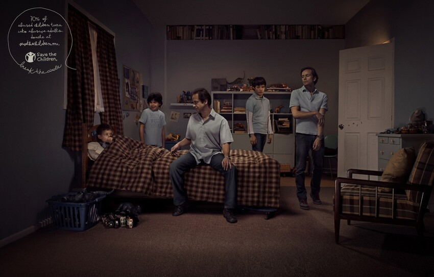 Powerful Child Abuse Ads, and What We Can Do!