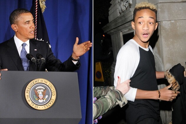 Jaden Smith Says President Obama Told Him Aliens Are Real