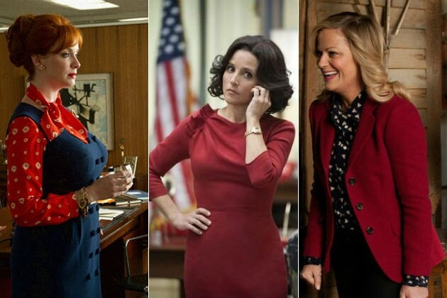 The Best of This Week's 'Mad Men,' 'Veep,' and 'Parks and Recreation'