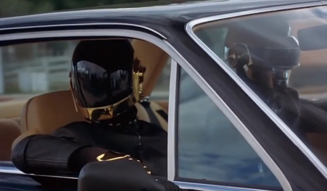Daft Punk Superfan Make Incredible Video For 'Get Lucky'