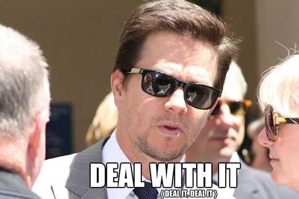 Mark Wahlberg Deal With it