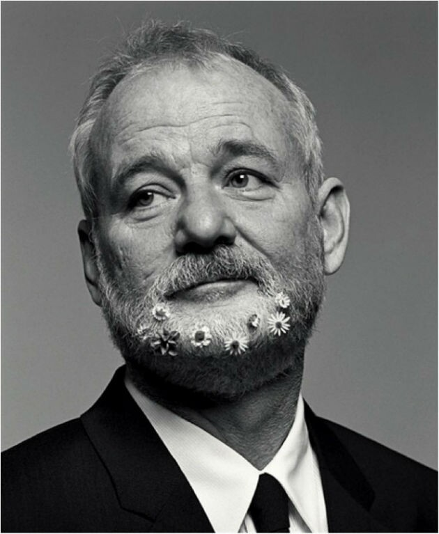 Bill Murray Only Gets Cuter With Age