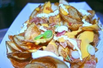 """Potachos"": Comerica Park (Detroit Tigers)"