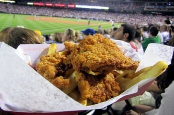 Rocky Mountain Oysters: Coors Field (Colorado Rockies)