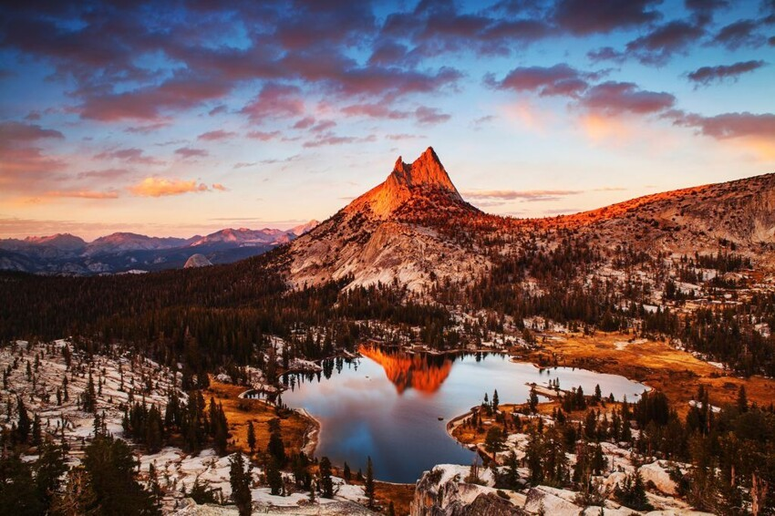 Beautiful Yosemite National Park.