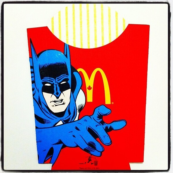 Mischievous Characters Painted On McDonald's Packaging