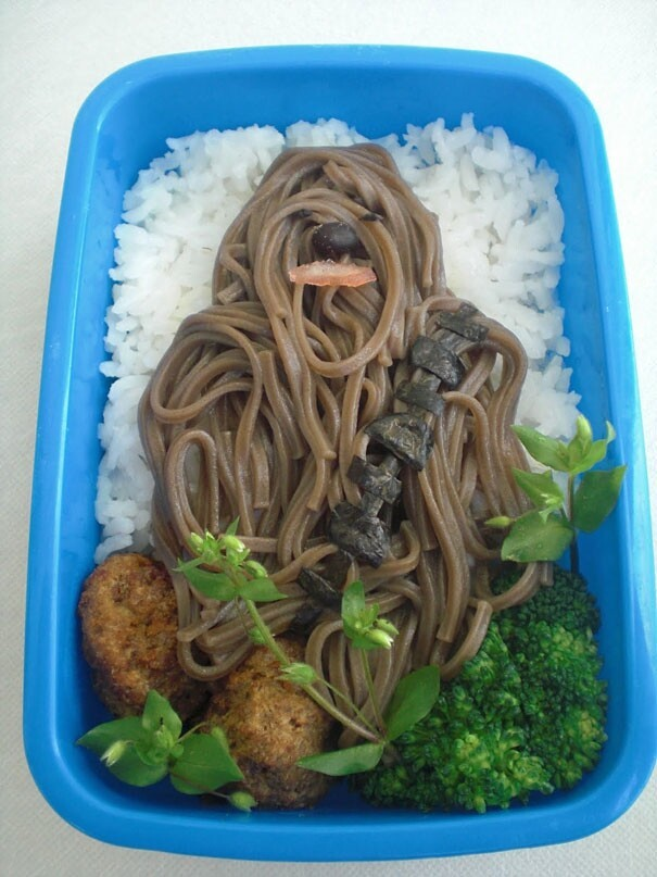 1. Chewbacca Noodles