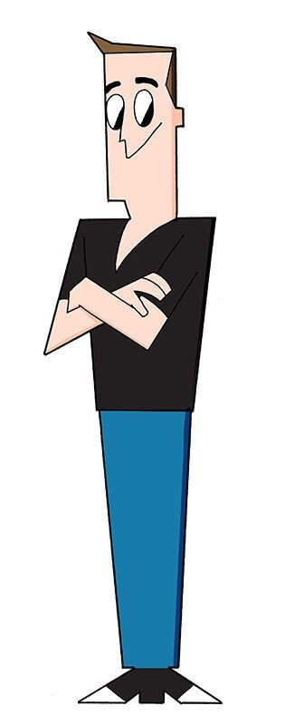Craig McCracken (The PowerPuff Girls)