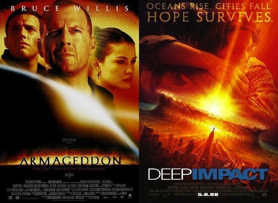 Twin Movies: A History of Two Similar Films Out at the Same Time.