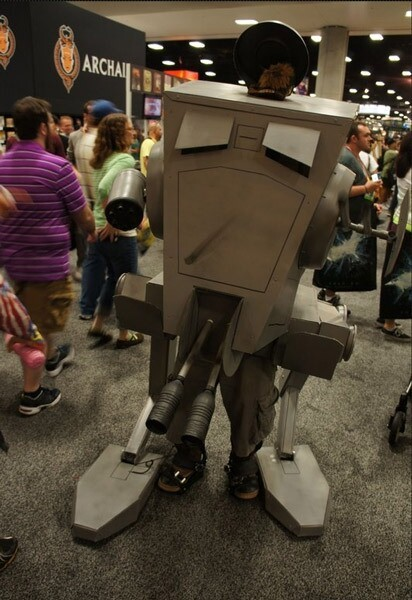 Fun Star Wars Costume