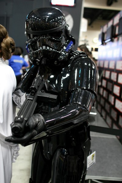 Black Storm Trooper