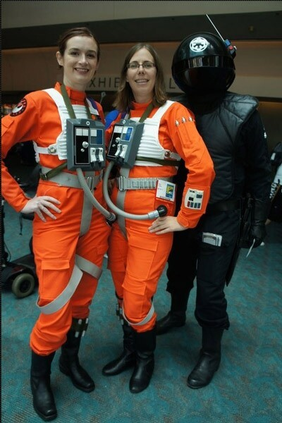 Star Wars fighter Pilots