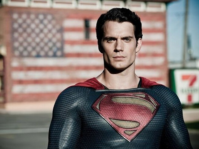 The New 'Man Of Steel' TV Spot Is Just A Wee Bit Epic