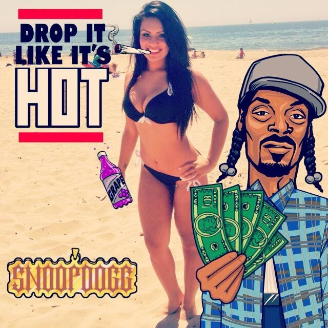 Snoopify, a Mobile Photo App by Snoop Dogg