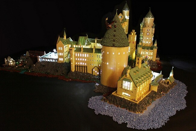 Lego Hogwarts Is So Amazing It Has To Be Witchcraft