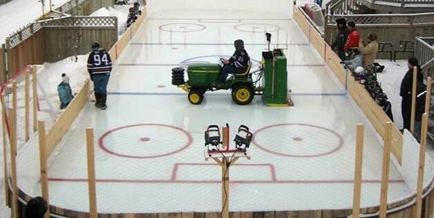 Mini Hockey Rink