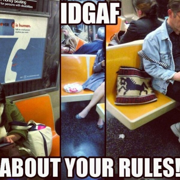 New York City Locals Who Make Everyone Else's Life Suck