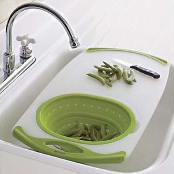 Peas washer