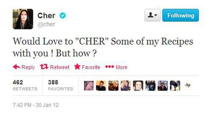 Would love to cher some of my resipes with you!