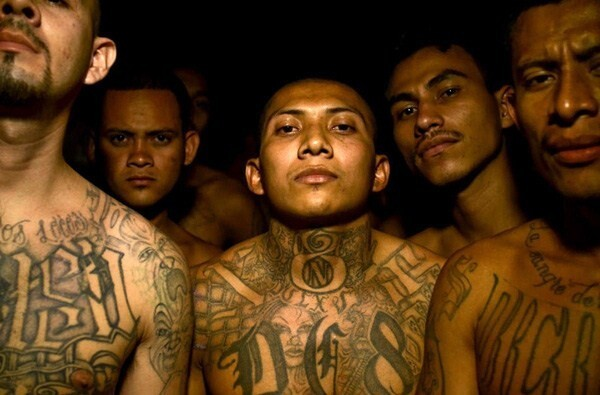 A Look At The Violent & Terrifying Gangs Of El Salvador