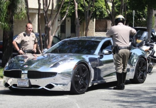Justin Bieber Still Drives Like a Jerk
