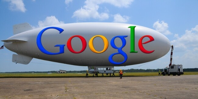 Google Is Going To Bring WiFi To The Unconnected With Blimps