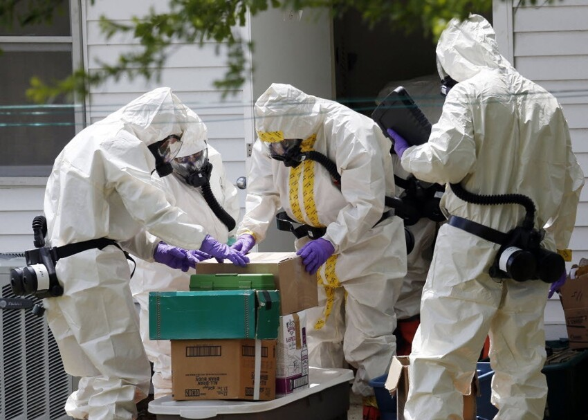 Obama Receives Ricin Laced Threat Letter.