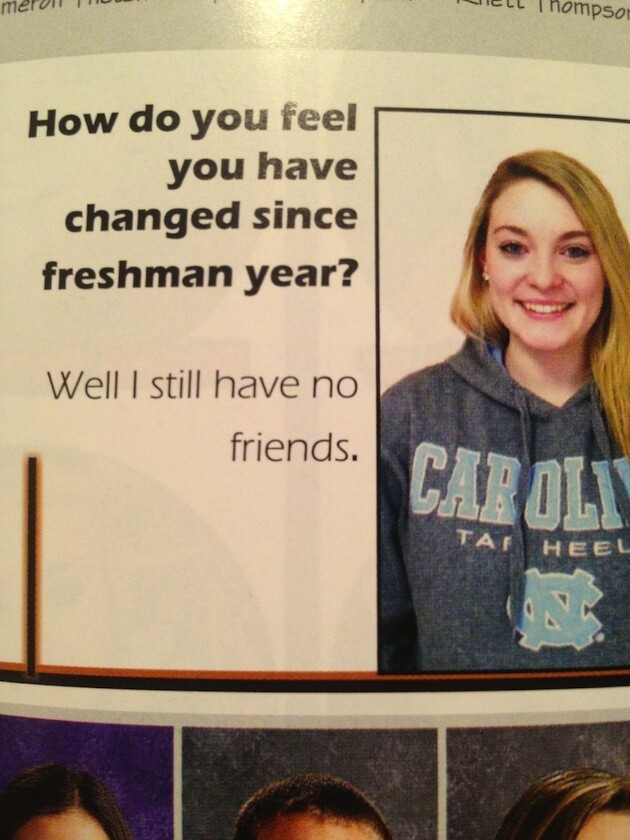 14 Creative Yearbook Quotes