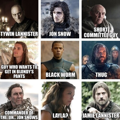 Dad Guesses Game Of Thrones Character Names With Hilarious Results