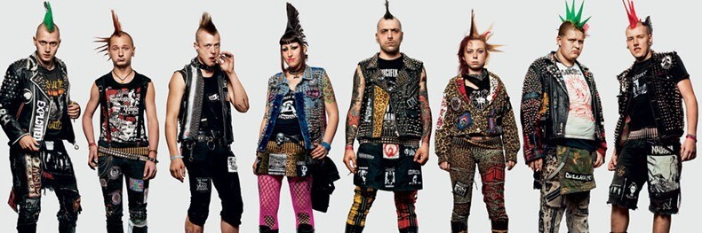 the Casualties Fans