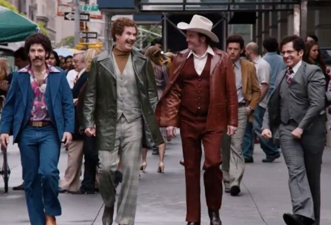 The New Anchorman 2 Trailer Has Arrived