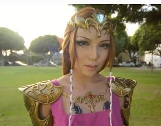 Promise as Princess Zelda