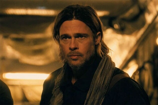 Brad Pitt Will Save Us From 'World War Z'