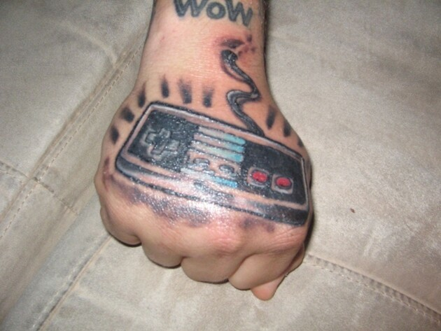Worst Video Game Tattoos Ever