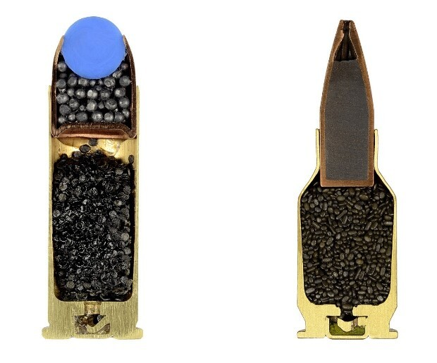 Fascinating Cross Section Photos Of Deadly Bullets