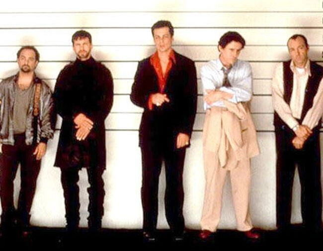 The Line Up The Usual Suspects (1995)