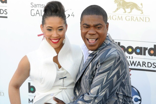 Tracy Morgan Finally Gets a Daughter