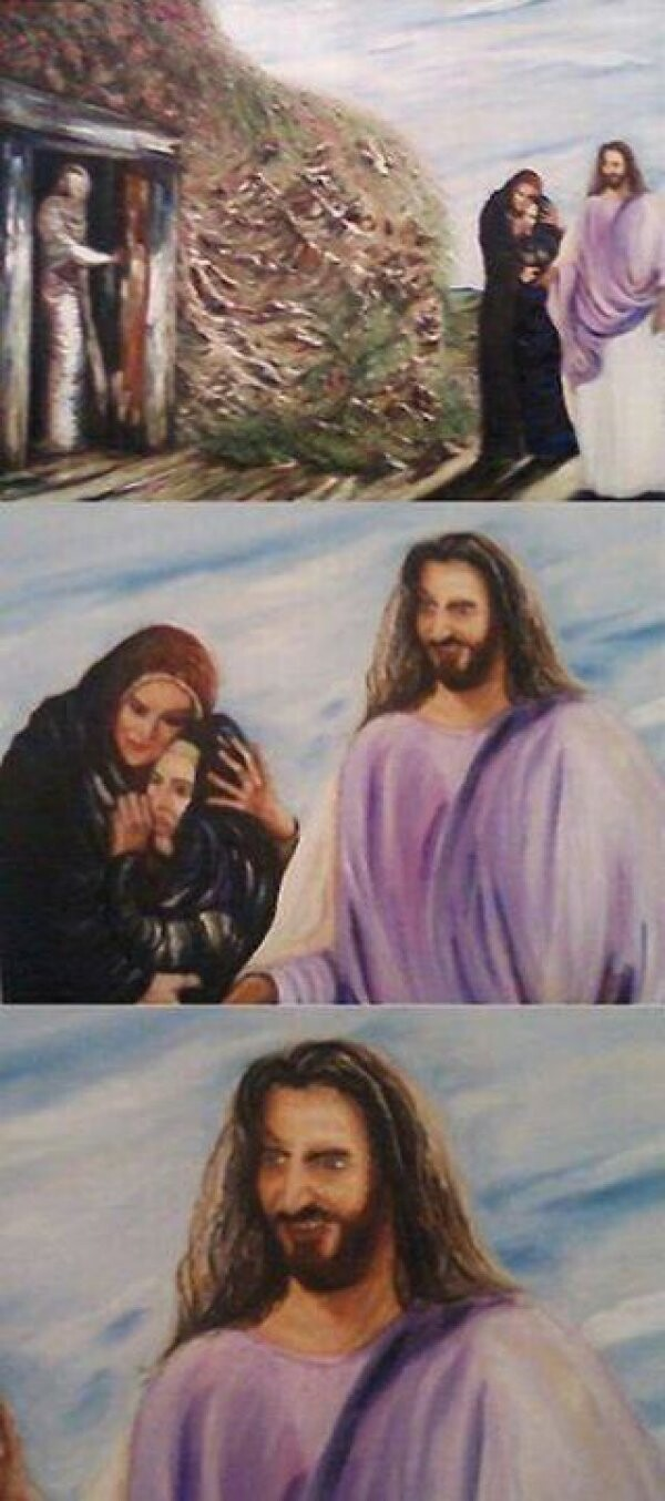 Whats Up With Jesus?