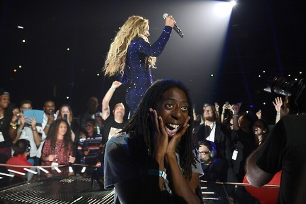 Beyonce Superfan Excited About Some Other Things