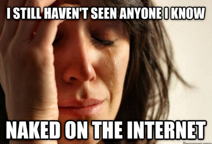 The Whiniest Ever First World Problems