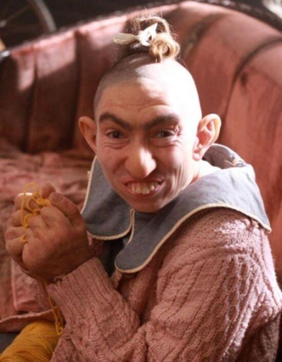 Pepper vs Naomi Grossman