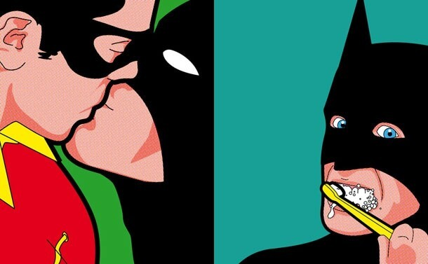 Controversial & Private Lives Of Superheroes Exposed