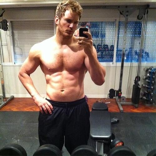 The 10 Definitive Chubby Chris Pratt As Andy Dwyer GIFs