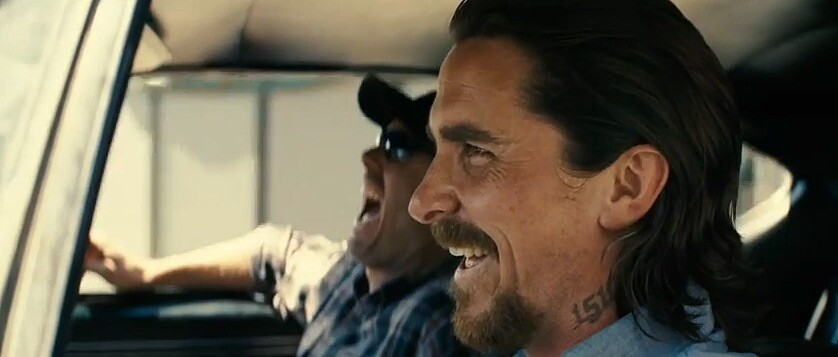 Movie Trailer: Out of the Furnace, starring Christian Bale