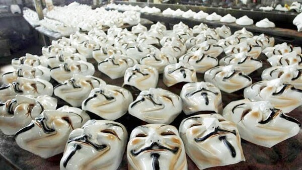 The Truth Behind The Iconic 'Anonymous' Guy Fawkes Mask