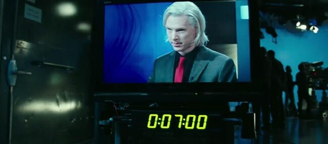 Trailer: Fifth Estate, starring Benedict Cumberbatch as Julian Assange