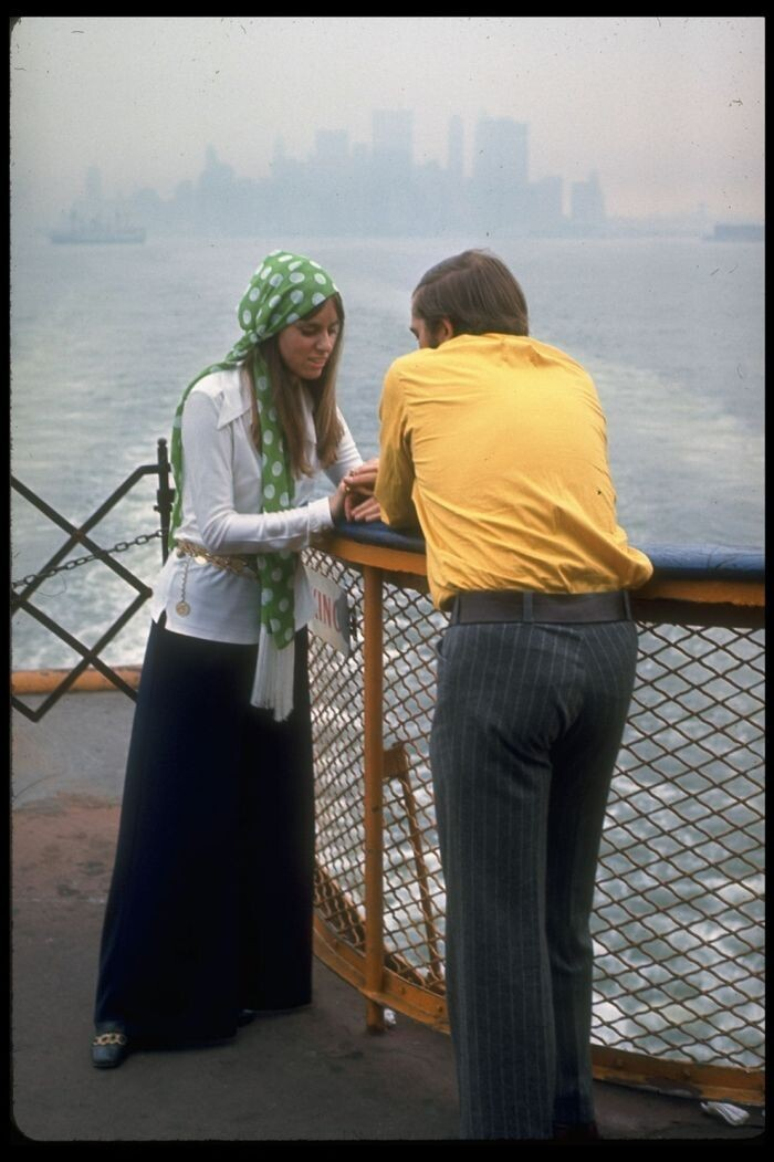 This Was The Summer Of 1969 In New York City