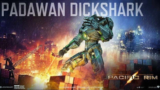 The Giant Robots Of 'Pacific Rim' Get Improved Names