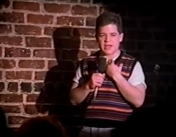 VIDEO: Patton Oswalt's First Acting Gig In A Student Loan Infomercial